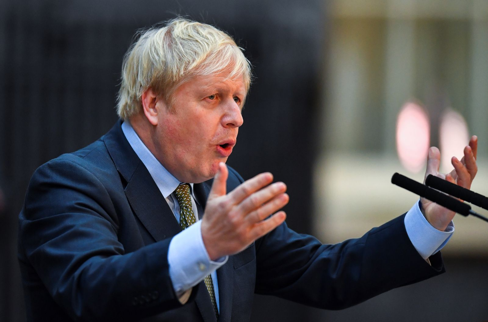 Politik/ Boris Johnson