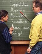 Deutschunterricht: Computer muss nachsitzen