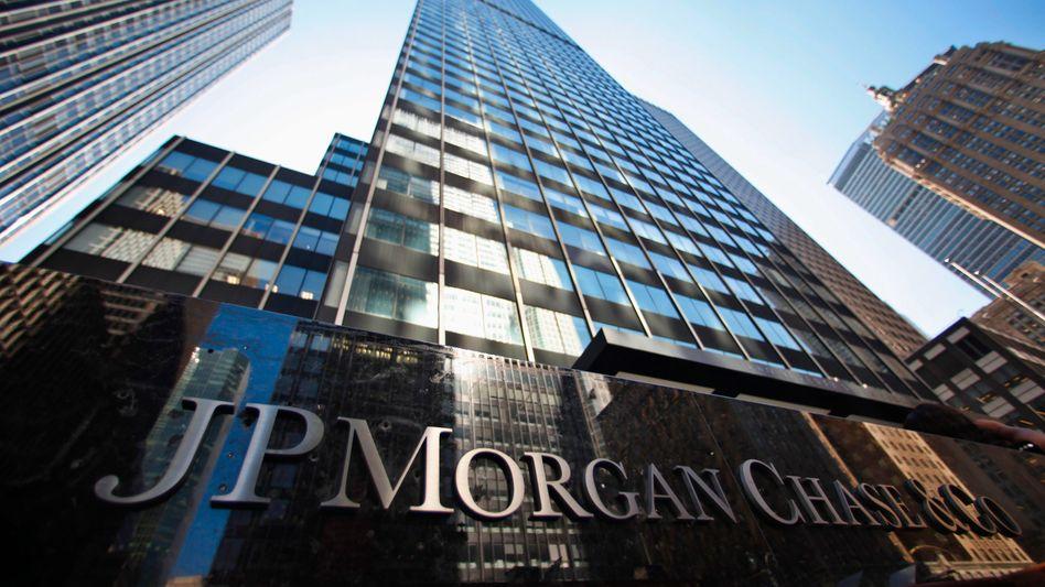 Fanal für die Aufarbeitung der Finanzkrise: Großbank JPMorgan soll für die Folgen riskanter Geschäfte mit Hypothekenverbriefungen zahlen