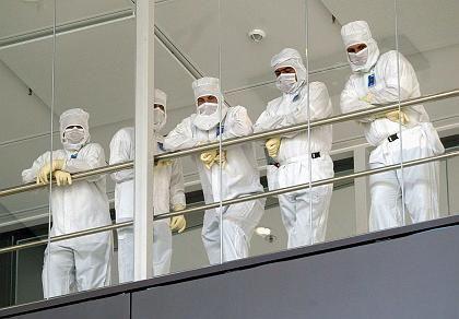 AMD-Chipfabrik in Dresden: Dem Rivalen Intel Marktanteile abgejagt