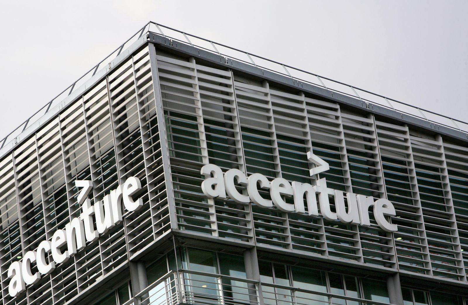 Accenture / Frankreich / Logo