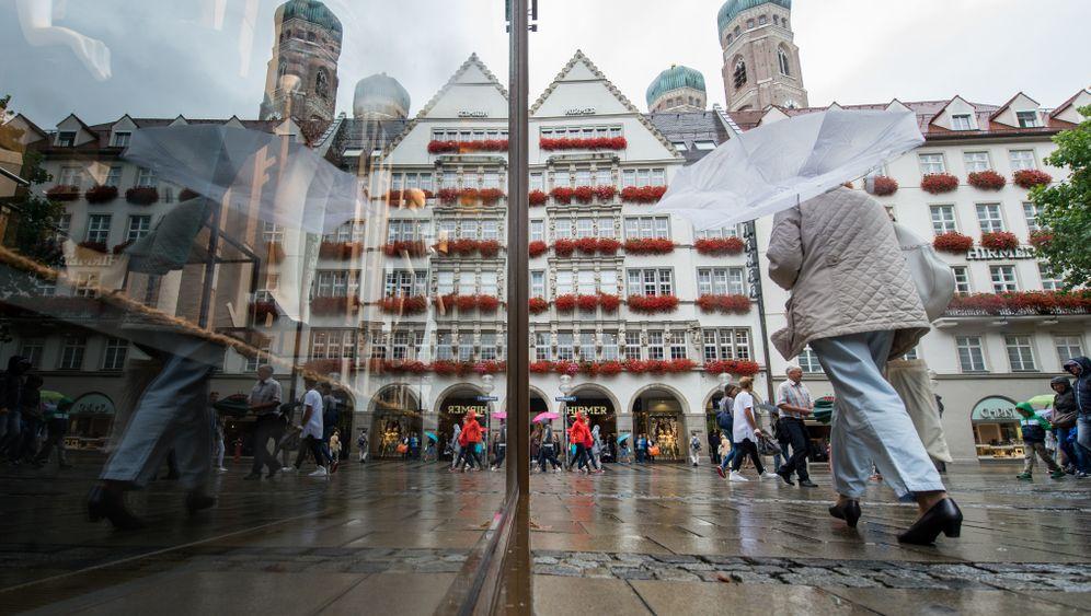 Konsum-Boom in Deutschland: München auf Platz 2 - die Top-Einkaufsstraßen Europas