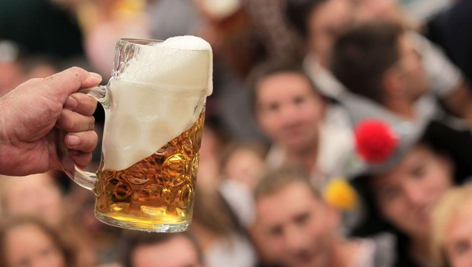 Brauereien in Deutschland: Sorge um Grundwasserqualität bei Fracking-Einsatz