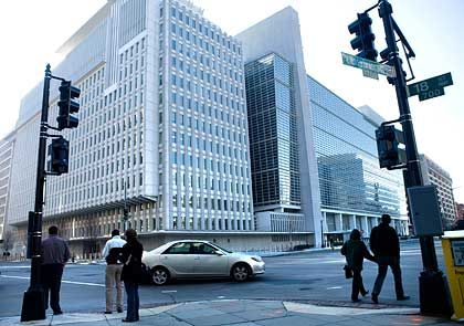 Helfer in der Krise: Die Weltbank vergab 100 Milliarden Dollar an Krediten in den vergangenen 18 Monaten