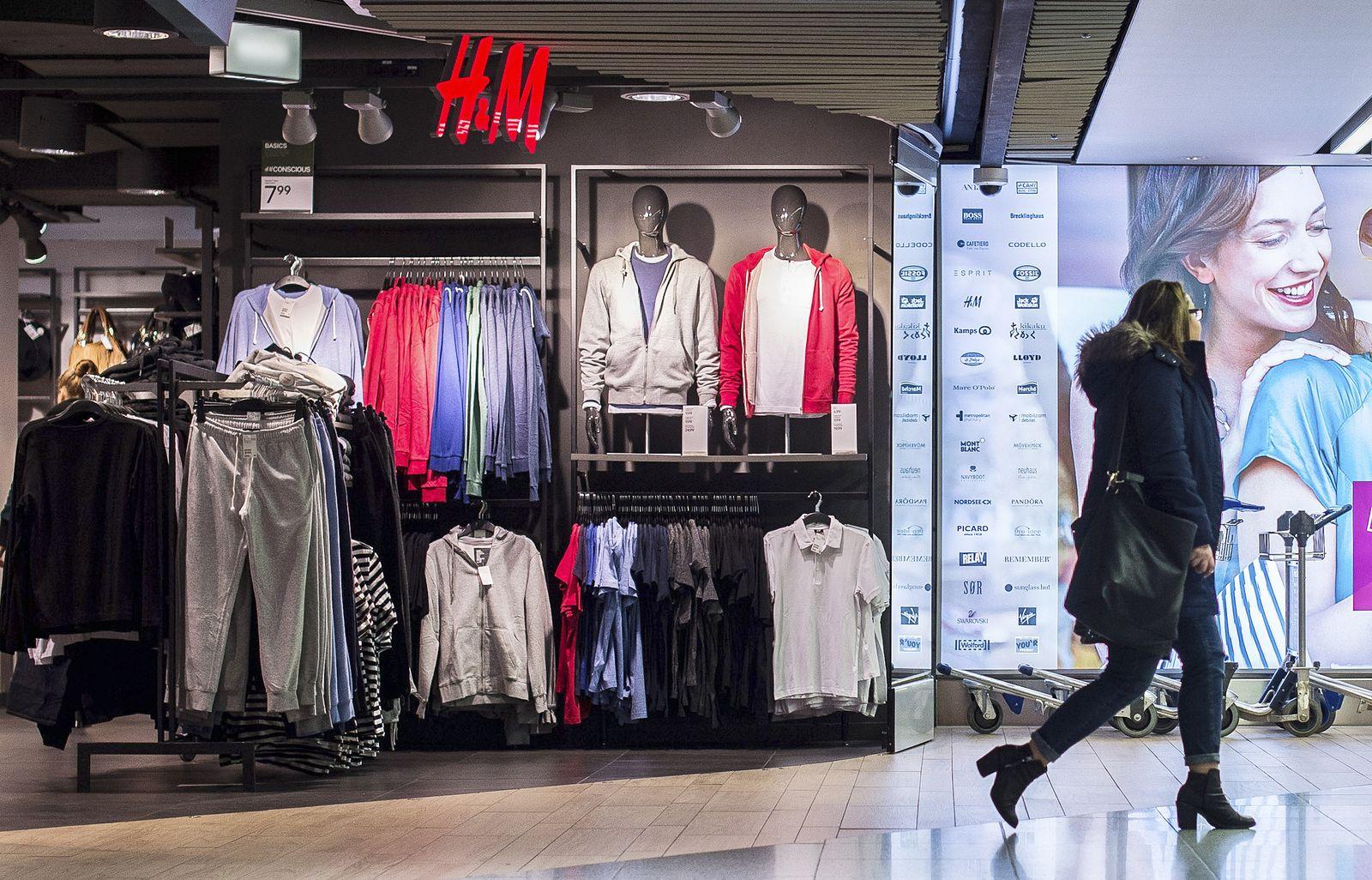 Hennes und Mauritz (H&M)