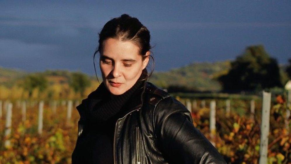 Ehrliche Arbeit: Saskia van der Horstmacht in Frankreichs Süden ein paar schöne, entscheidende Sachen anders als der Rest der Weinwelt