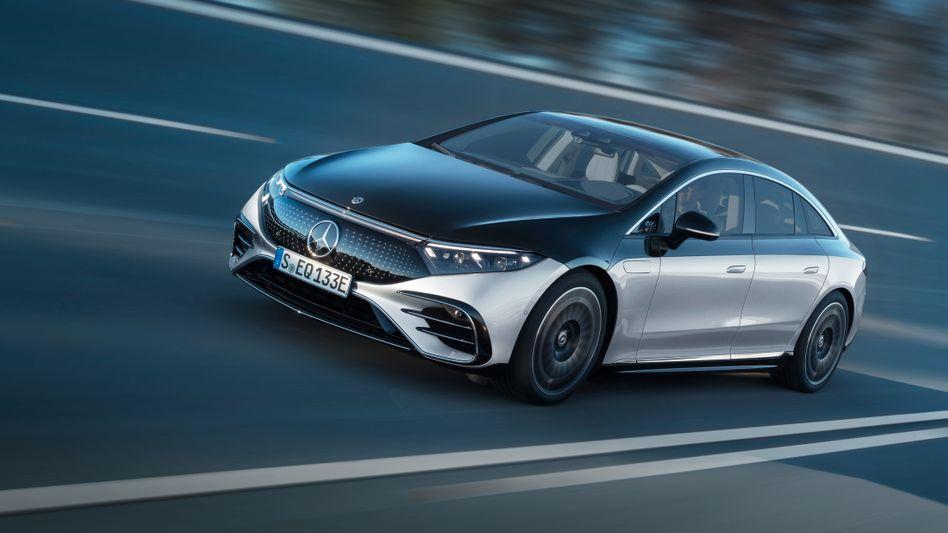 Elektro-Leitstern: Mit dem EQS will Mercedes die Luxusklasse elektrisieren