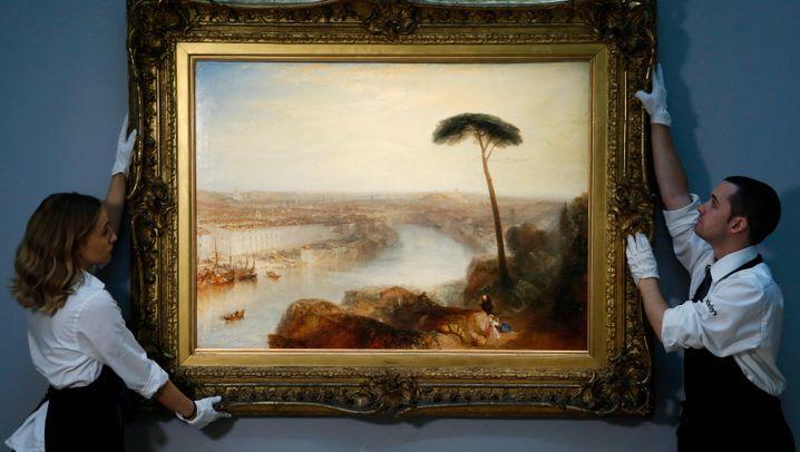 Auktionsrekorde: Die 15 teuersten Kunstwerke des Jahres 2014