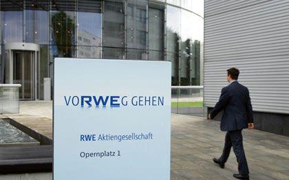 RWE / Zentrale / Essen / voRWEeg gehen /Quelle: www.rweimages.com/index.php?PATH=details_pressebilder/pressebilder