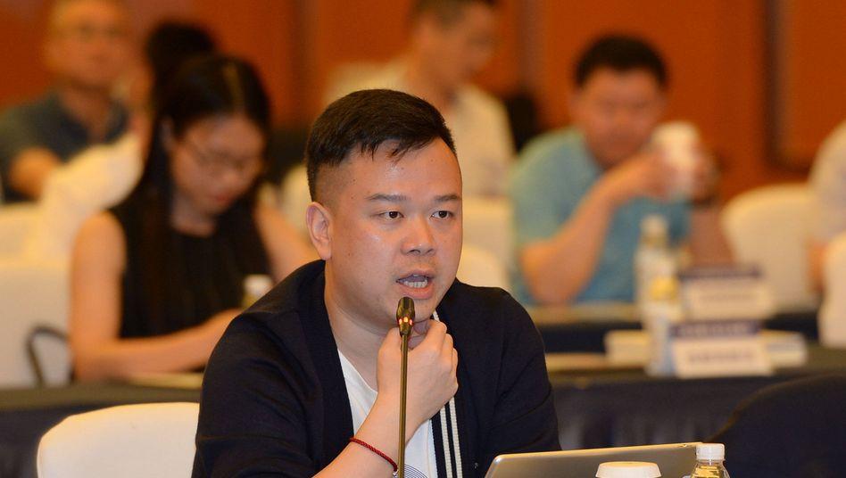 Lin Qi: Gründer einer Firma für Browser- und Mobile-Games