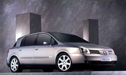 Top-Modell ab 31.500 Euro: Renault Vel Satis
