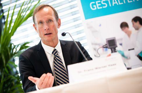 """""""Nordamerika ist für uns noch kein Markt"""", sagt Curevac-Chef Franz-Werner Haas"""