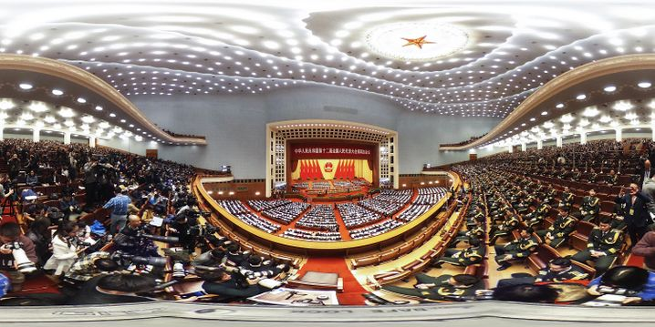 Exportnation wider Willen: China ist zu längerem Dasein als Billigstandort verdammt