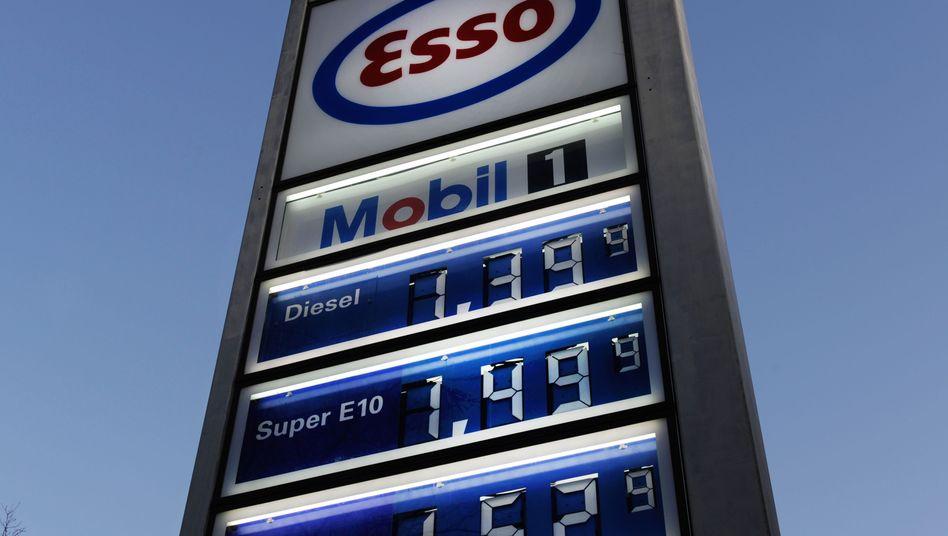 PR-Gau: Ölgigant Exxon hat sich zuletzt von Klimawandel-Leugnern distanziert