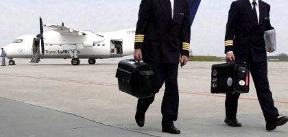 Am Boden: Viele Lufthansa-Piloten heben bis Freitag Mittag nicht ab