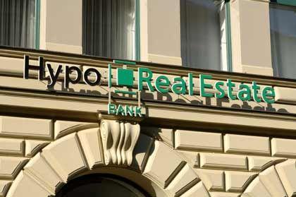 Hypo Real Estate: 2003 an die Börse, 2005 in den Dax