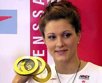 Hannah Stockbauer: Wie viele Medaillen gewinnt sie in Athen?