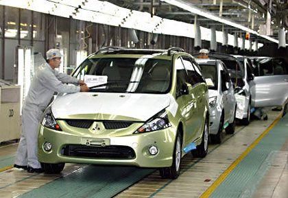 Mitsubishi-Werk: Stellenstreichung geplant?