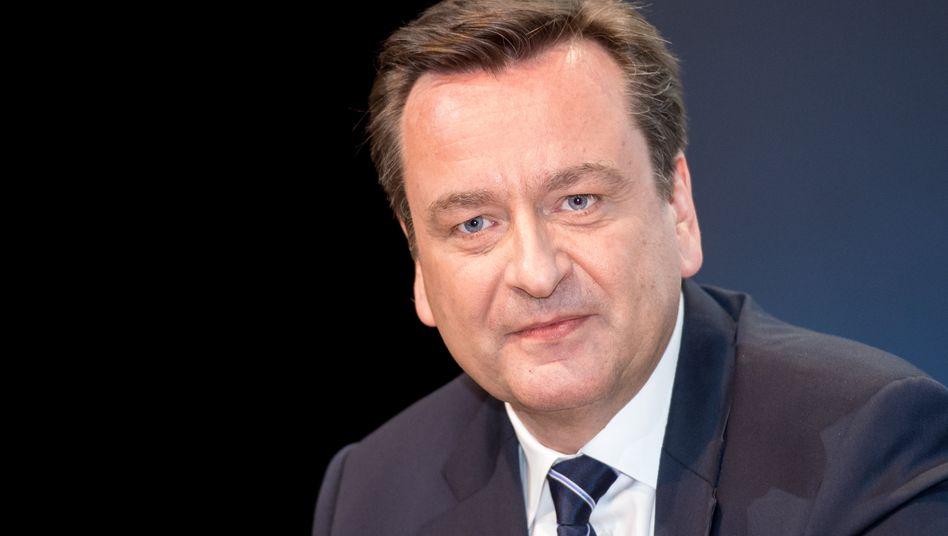 Will Gewinne steigern: Munich-Re-Chef Joachim Wenning