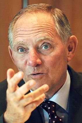 Wolfgang Schäuble (62)