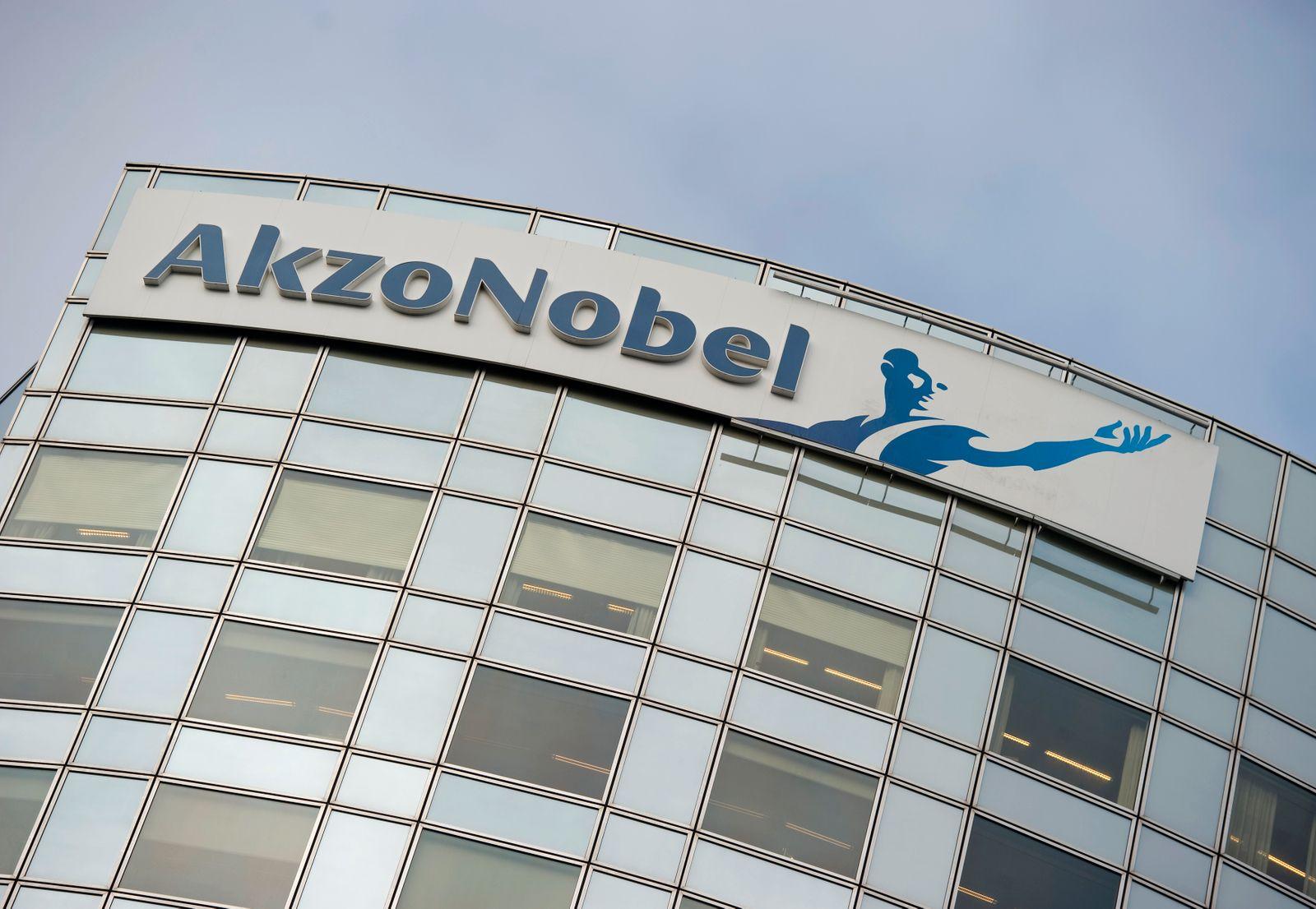 AkzoNobel / Logo