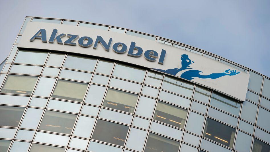 Akzo-Nobel-Zentrale in Amsterdam: Ungewisse Zukunft