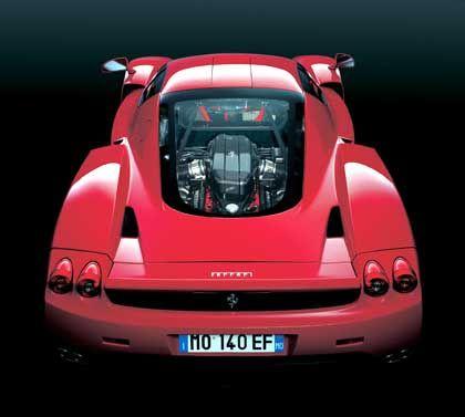 """Hommage an Firmengründer: Sondermodell """"Enzo Ferrari"""""""