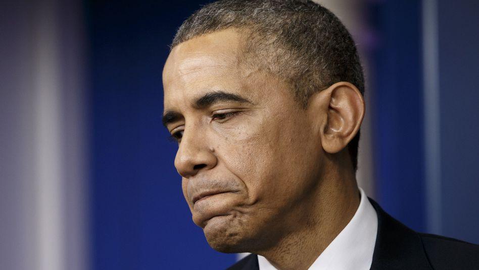Us-Präsident Barack Obama: Korb von den Großen des Silicon Valley