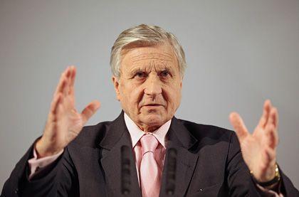 Eingeknickt: EZB-Präsident Trichet kauft jetzt doch Staatsanleihen