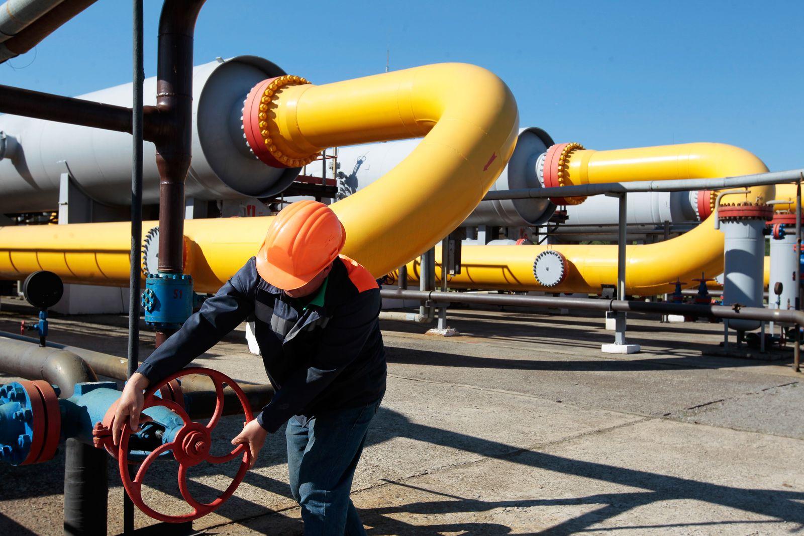 Ukraine / Russland / Gas / Energie
