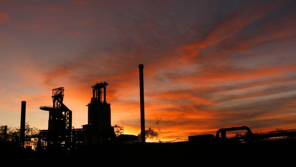 Am Schmelzpunkt: Der Ruhrkonzern kämpft ums Überleben