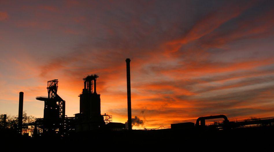 ThyssenKrupp im Duisburger Stadtteil Marxloh: Probleme mit Stahlwerken in Amerika und Brasilien