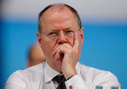 Künftig ThyssenKrupp-Kontrolleur: Ex-Finanzminister Steinbrueck