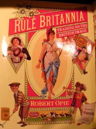 """""""Rule Britannia"""": Robert Opies erstes Buch, erschienen im Jahr 1986"""