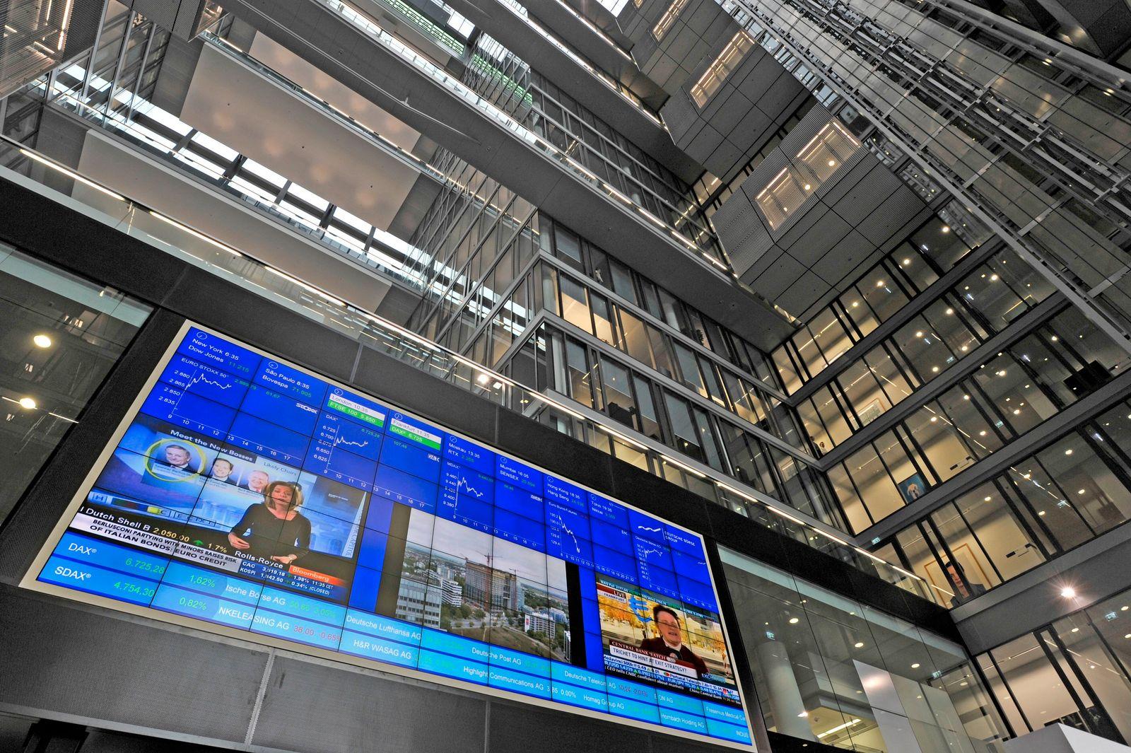 Deutsche Börse mit neuem Hauptsitz