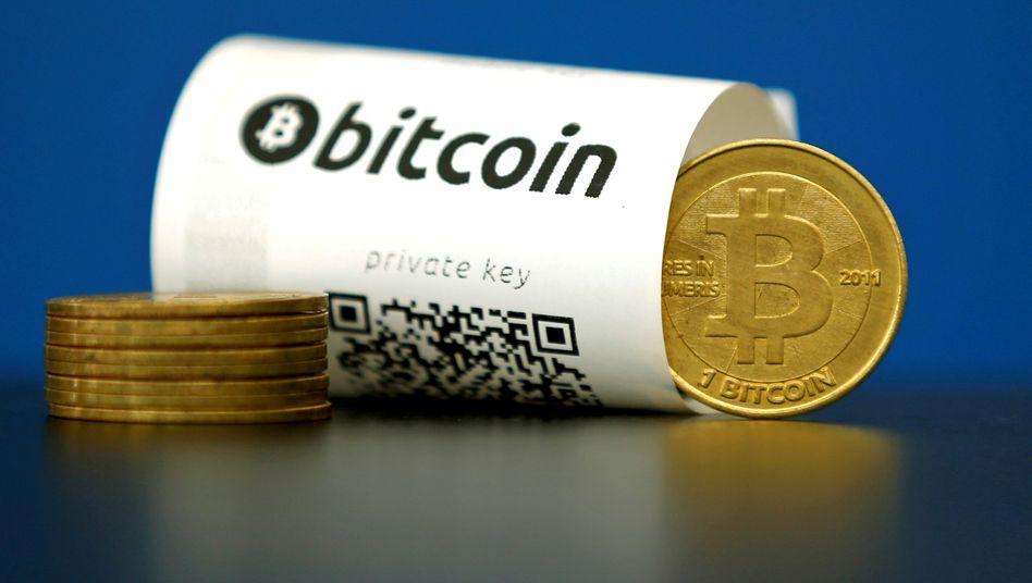 Bitcoin: Streit um Besteuerung von Krypto-Gewinnen