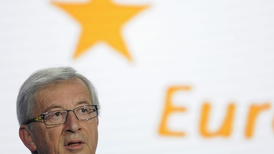 Wohl künftiger EU-Kommissionspräsident: Der Luxemburger Jean-Claude Juncker