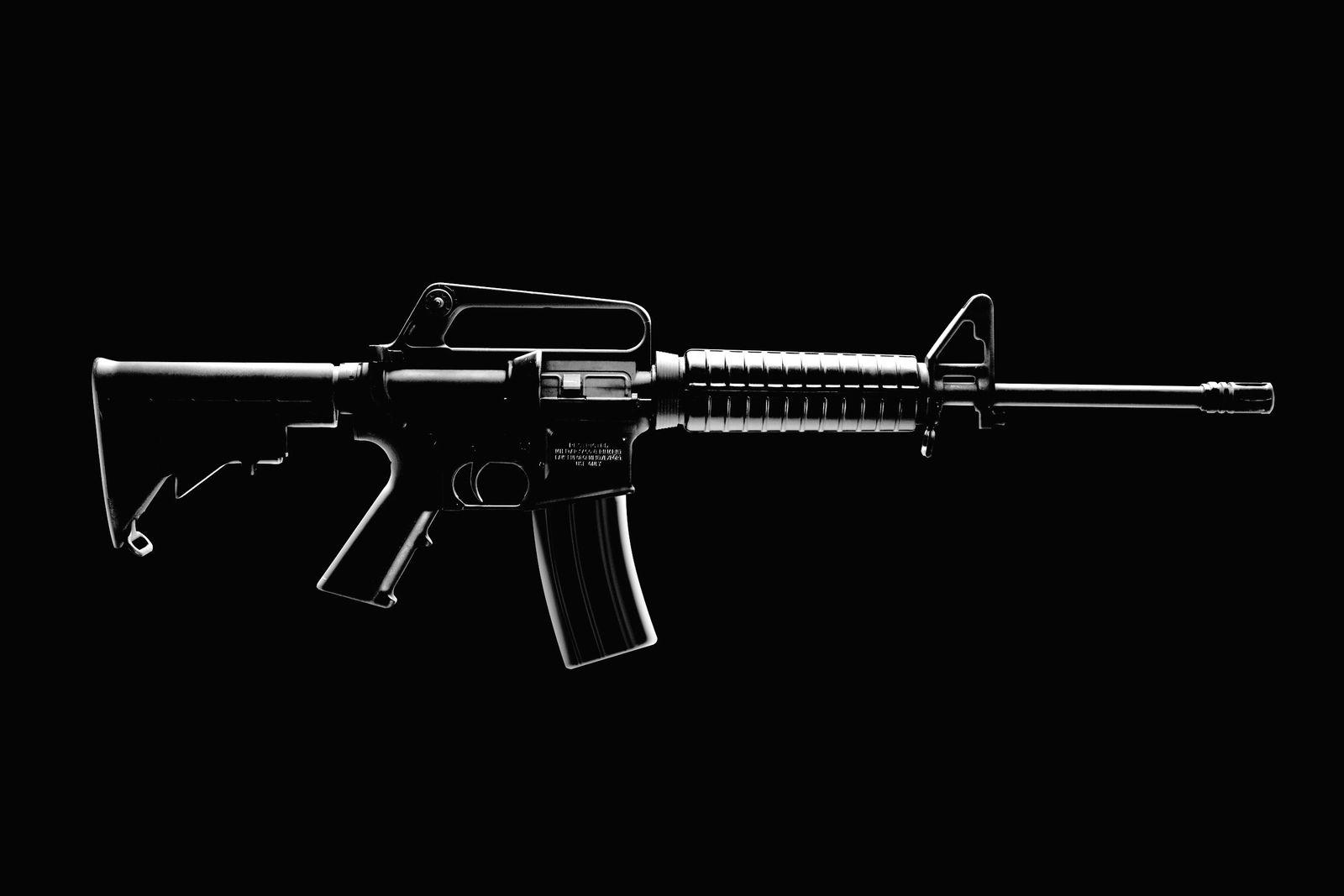 NICHT MEHR VERWENDEN! - Sturmgewehr