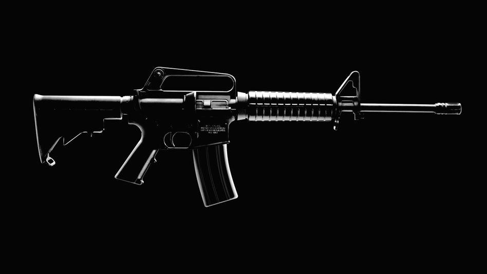 M16 Sturmgewehr: Künftig im Bundesstaat New York nicht mehr im Verkauf für Privathaushalte