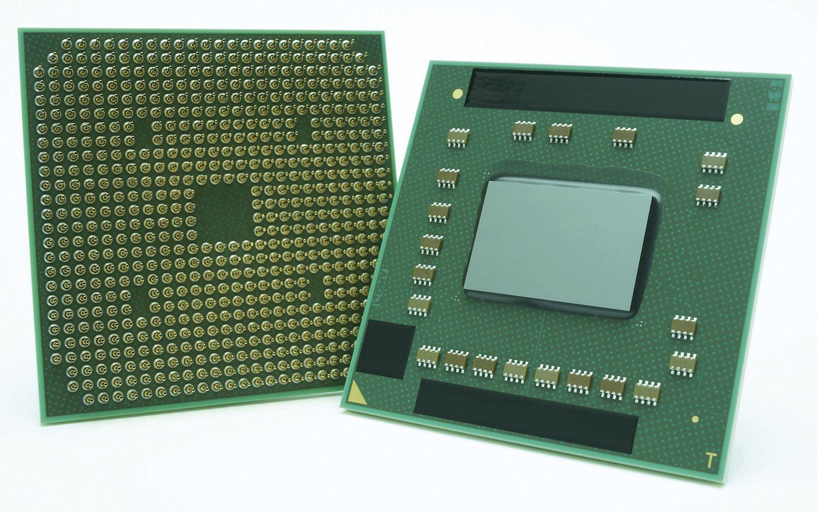 AMD-PUMA Dual-Core Mobile Prozessor
