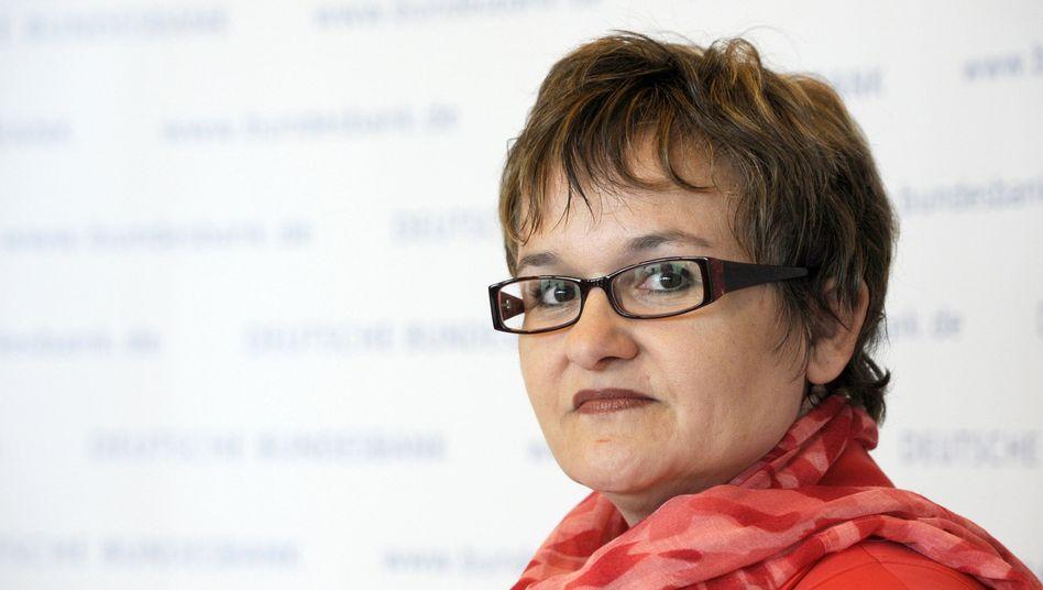 Sabine Lautenschläger: Die Bundesbank-Vizechefin wird Frank Asmussen im Direktorium der EZB ersetzen