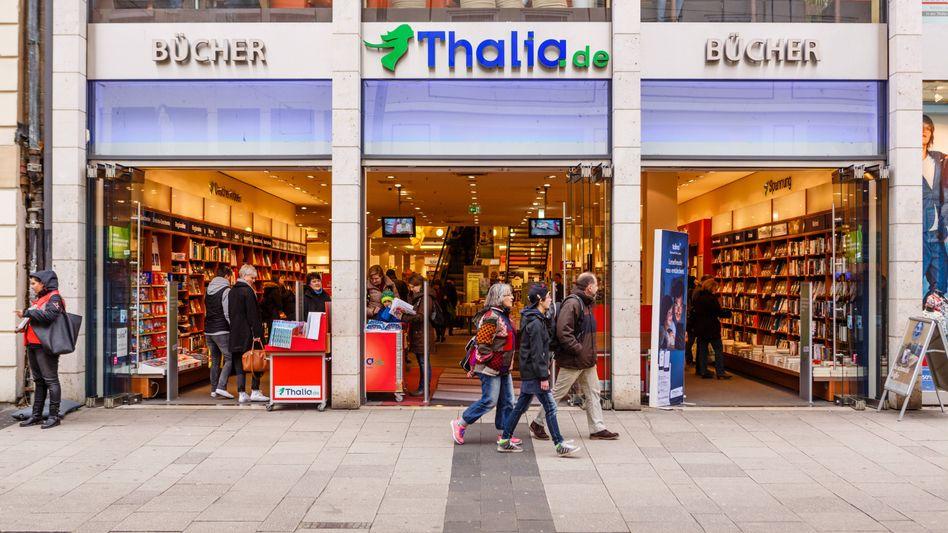 Ein Stück Heimat: Die Thalia-Filialen bekommen einen neuen Finanzchef.