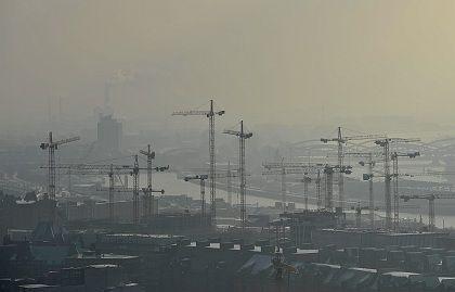 Düstere Aussichten: Die Wirtschaft in Deutschland schrumpft
