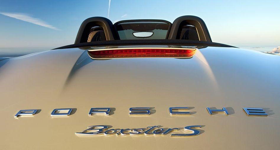 Porsche-Fahrzeug: Holding des Unternehmens sieht sich Klagewelle ausgesetzt