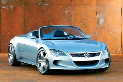 VW Roadster R-Concept: Wird der Star vieler Automobilmessen bald in Serie gebaut?