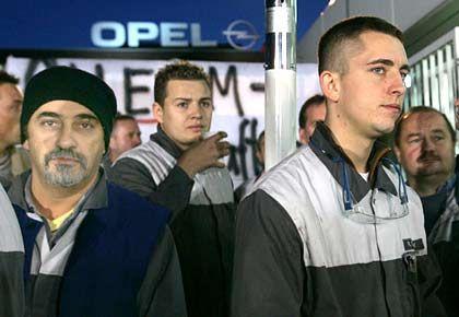 Opelaner in Bochum: Der Protest zieht Kreise