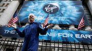 Richard Branson zittert um sein Luft- und Raumfahrtreich