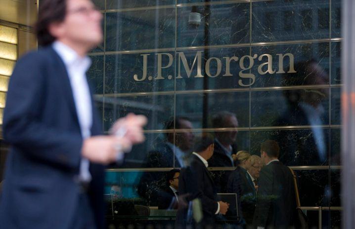 Investmentbank: Ein Geschäftsmodell mit Fragezeichen? Nicht für Dimon, er sorgt vor