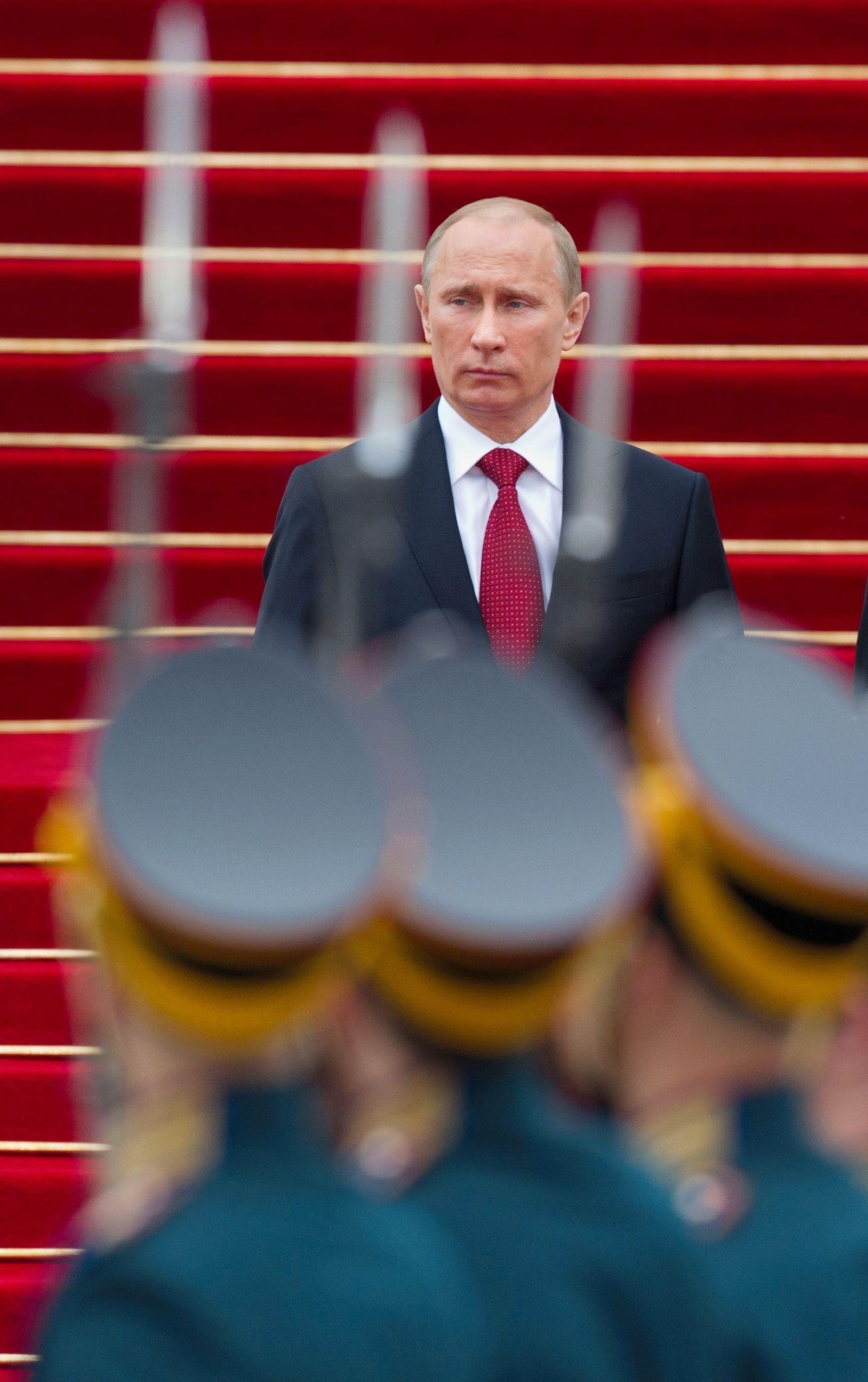 Wladimir Putin / Kreml