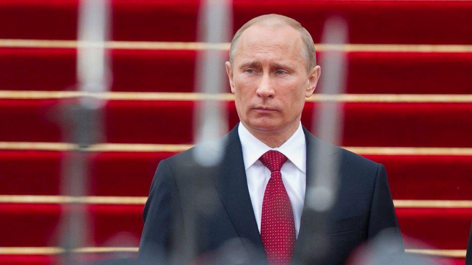 Russlands Premier Putin: Der neue Verteidigungsminister Sergej Schoigu wird als Putins Allzweckwaffe bezeichnet